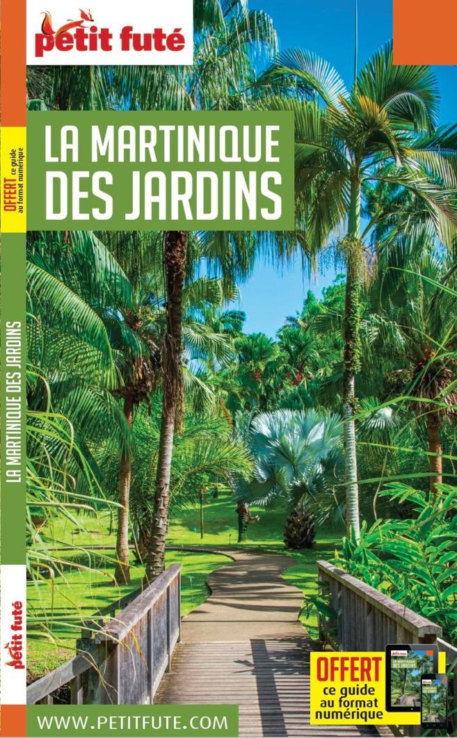 Un nouveau guide consacré aux Jardins & Parcs de la Martinique.🌴🌺💐