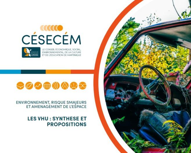En Martinique on estime que 13 à 14 000 véhicules sont mis au rebut chaque année. Bon pour correction