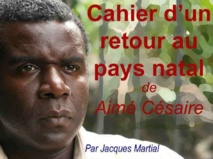 """LE RETOUR DU """"CAHIER…"""" A LA FONDATION CLEMENT : INTENSE EMOTION PAR LA GRACE DE JACQUES MARTIAL Par Roland SABRA"""