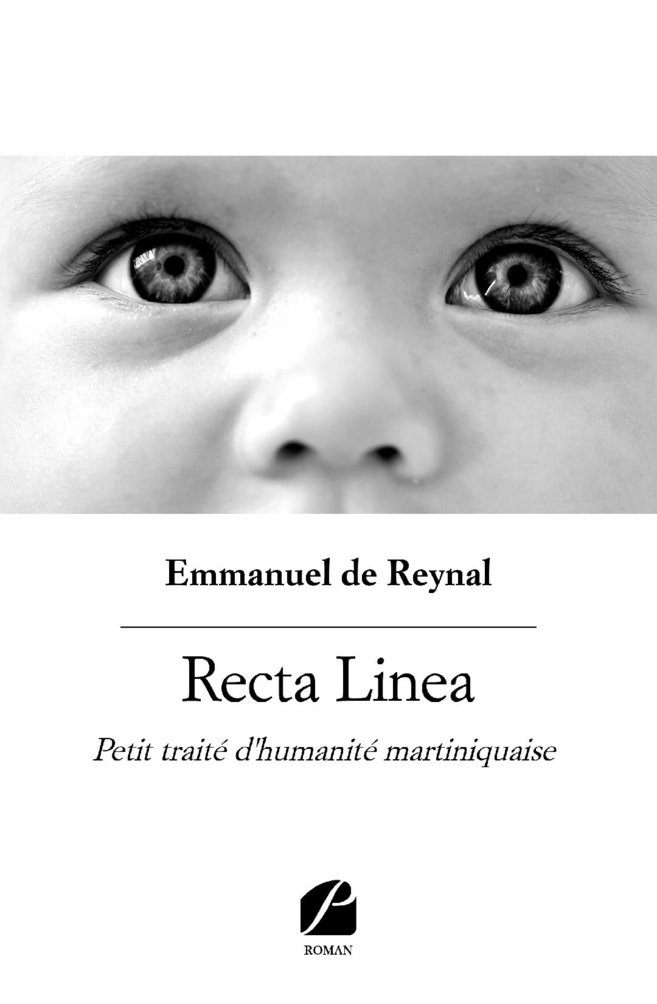 Recta Linea, le nouveau livre d'Emmanuel de Reynal.