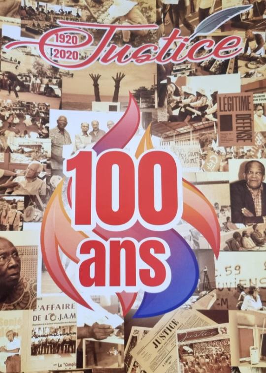 Présentation du numéro Spécial Centenaire de Justice par : Georges ERICHOT