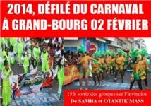 MARIE GALANTE une bonne idéé pour ce carnaval 2014.Tous le programme est ici