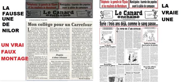 """SAINTE  LUCE: de la """"Mandélisation"""" annoncée aux   MACAQUERIES de NILOR"""