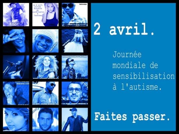 MAKAC LA / RELAIS FLASH INFO #AUTISME #2AVRIL #JOURNEE #SENSIBILISATION