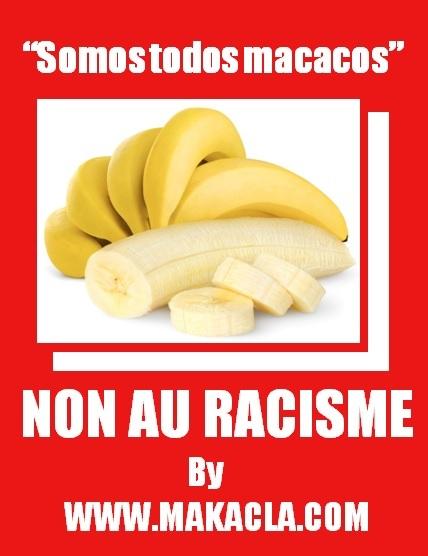 Je ne supporte plus le racisme !