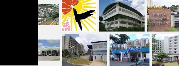 Le CHU de Martinique malade de ses extravagances  et les patients les plus lourds ne sont pas pris en charges dans le privé ! Par Roger TRANQUILLE