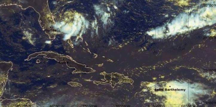 30/06/2014 Probable apparition d'une dépression tropicale dans les prochaines 48 h