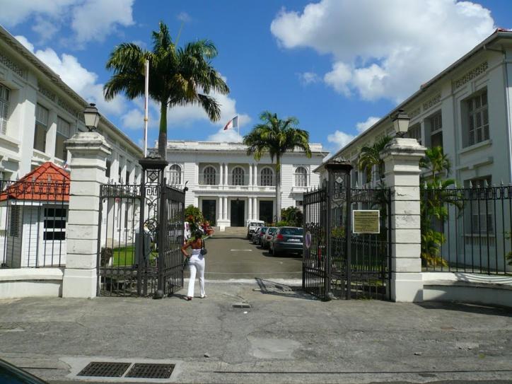 Marie-Claude DERNE  recruté par le Ministère des Outre-mer, à la mission de Commissaire à la vie des entreprises et au développement productif de la Martinique