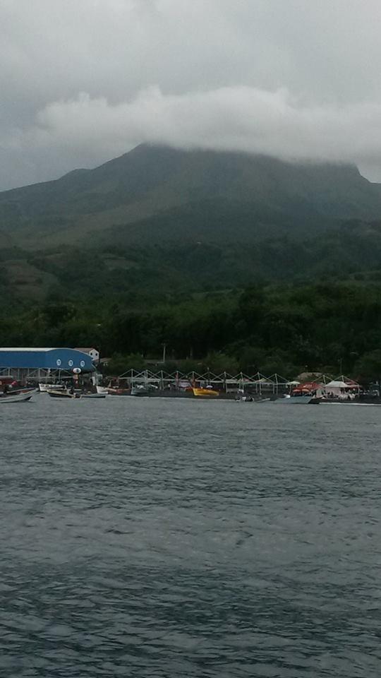 #TDY2014 Départ ce jour à 12 heures en rade de Saint Pierre.