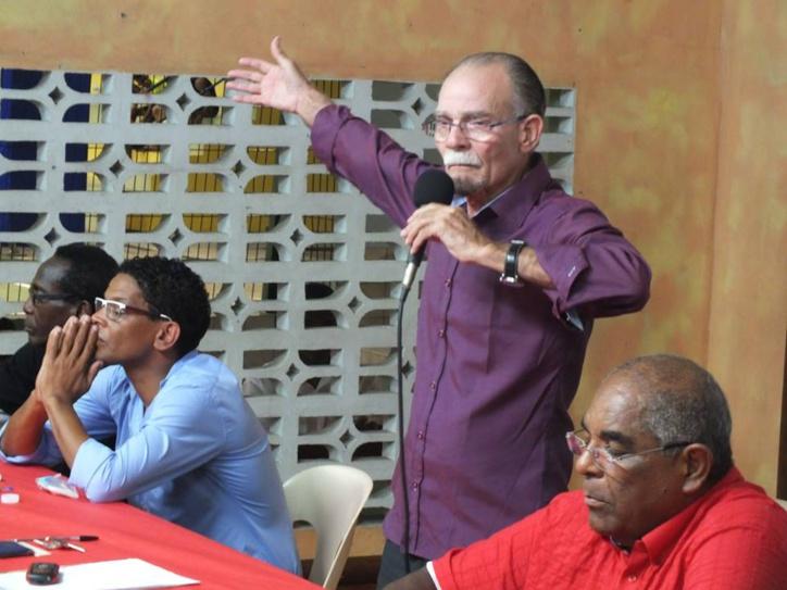 Défendre la démocratie, promouvoir la responsabilité du Peuple Martiniquais