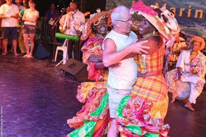 Un show pour récompenser les ballets qui véhiculent la culture par la danse. Initiative de POM' KANEL.