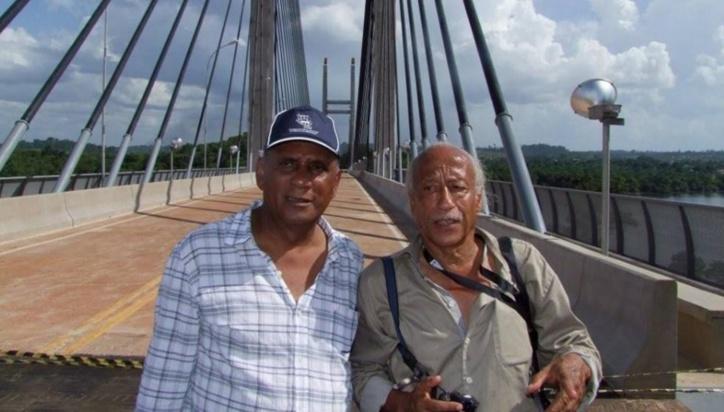 Guyane:  Alain MICHEL est décédé.