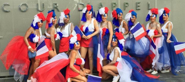 Rappelez vous des carnavallières harcelées pour leur choix de costume.