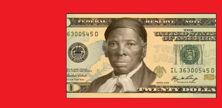 Qui est Harriet Tubman , pour figurer sur un billet de banque?