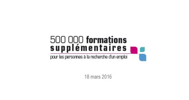 Plan 500 000 formations 5000 pour les personnes en recherche d'emploi en Martinique