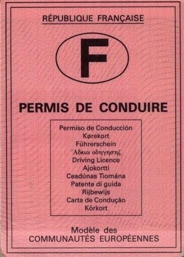 Réforme du permis de conduire