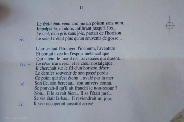 Jean Marc REMER a laissé une grande quantité de texte de toute sorte. Poeme Essais, Analyse