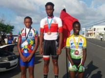 Championnat de la caraïbes cycliste, la pédale D'or brille d'argent!