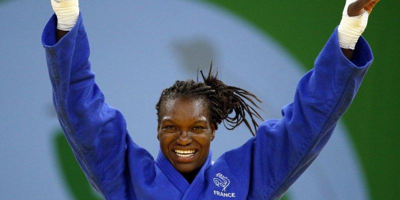 Une martiniquaise championne olympique de judo: Emilie ANDEOL
