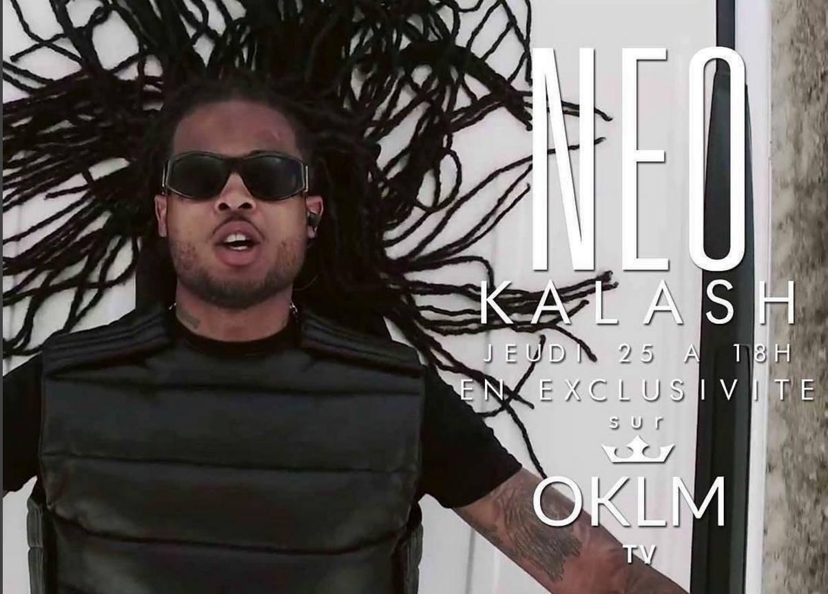 Kalash - Neo Le clip à découvrir sur MAKACLA!