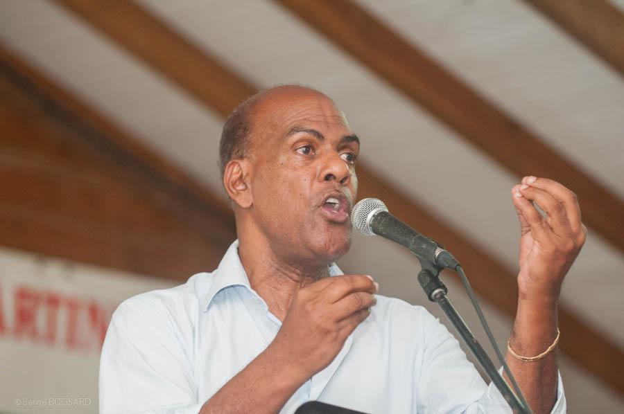 L'EFFRAYANT « PARTAGE » DE M. FILLON par Serge LETCHIMY Député de la Martinique.