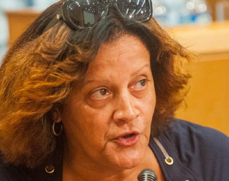 Sylvia Saithsoothane, ne sera pas présente à la démolition du Lycée SCHOELCHER.