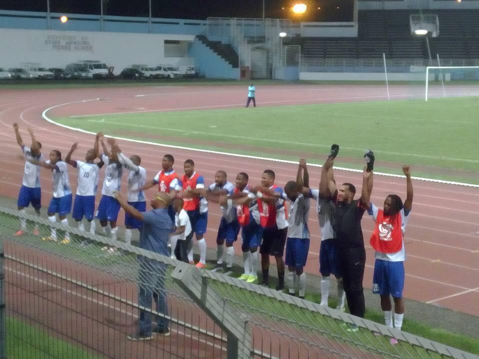 WOUULOOOOO. ILS L'ONT FAIT ..... La Martinique en GOLD CUP