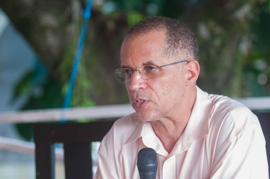 Justin Daniel profésseur de science politique, Directeur du centre de recherche sur les pouvoirs locaux dans la Caraïbe