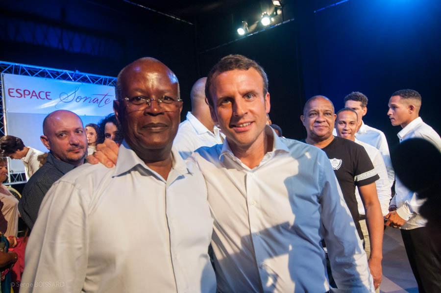 #Macron devient le héros d'un jeu pour smartphone
