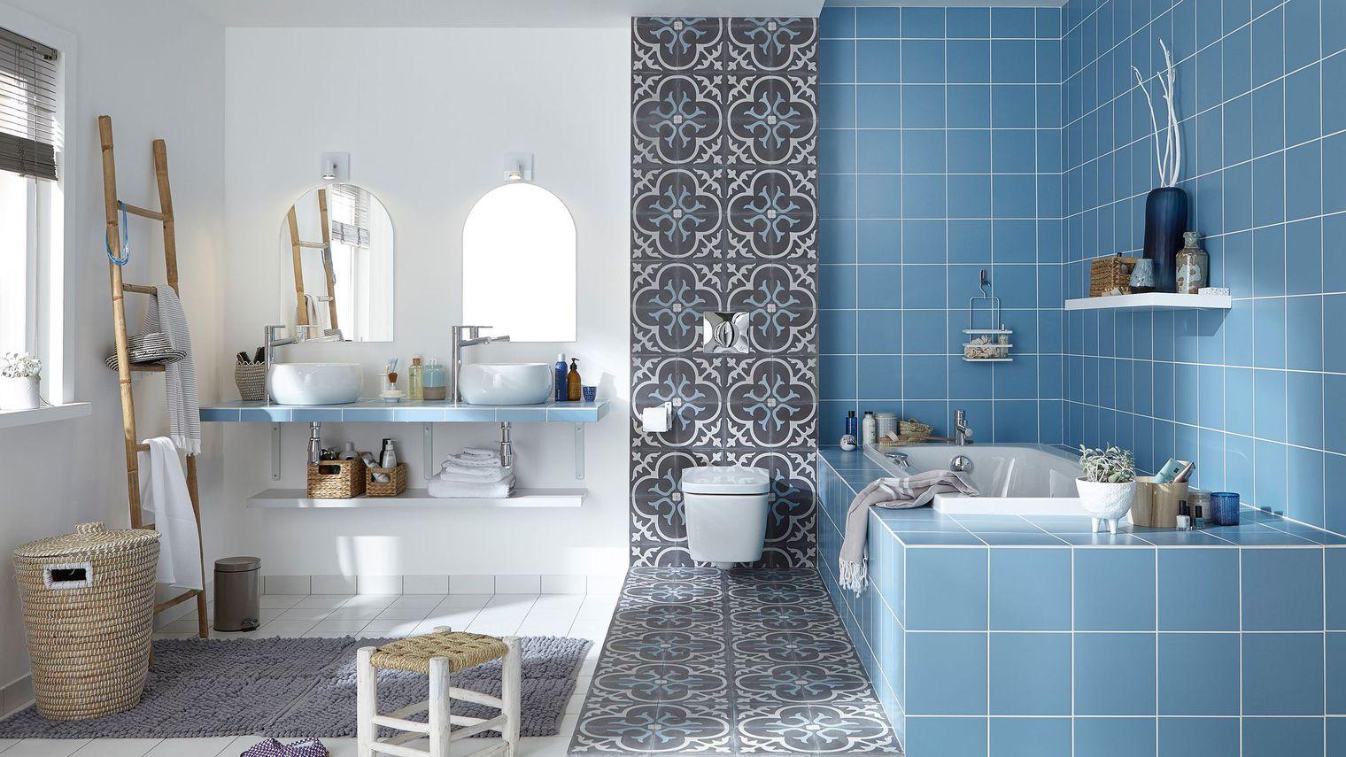 lu pour vous refaire sa salle de bains. Black Bedroom Furniture Sets. Home Design Ideas