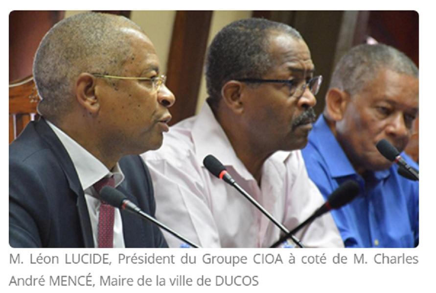 Les chroniques du changement pour la MARTINIQUE by CIOA.