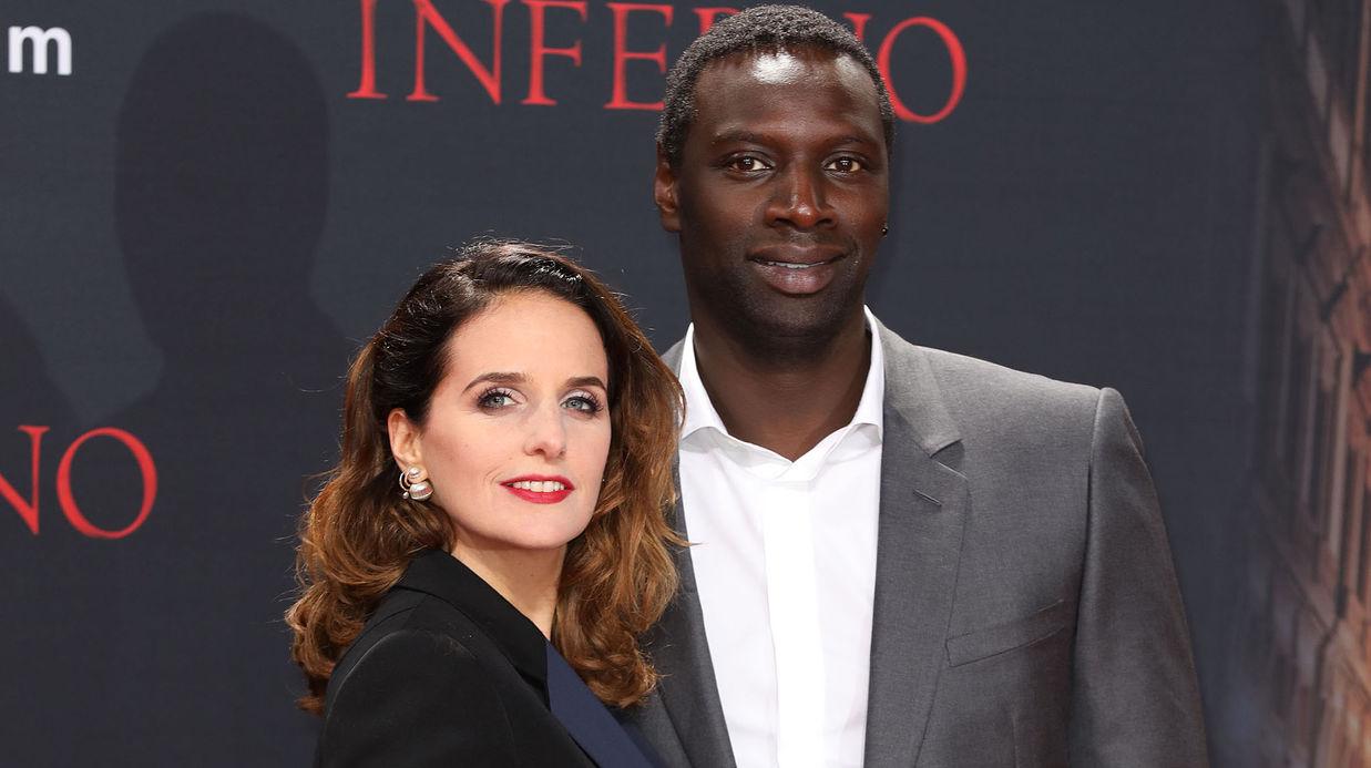 Омар си фото с женой и детьми