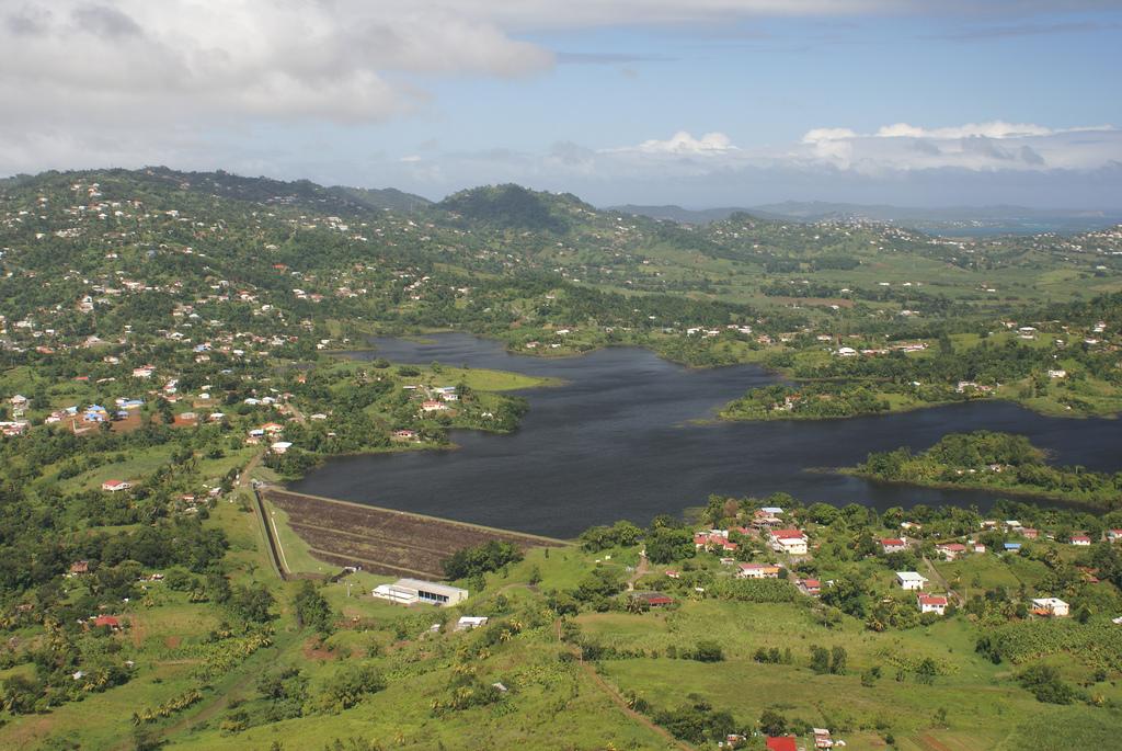 Contrairement au barrage de la MANZO. Il s'agirait d'eau souterraine