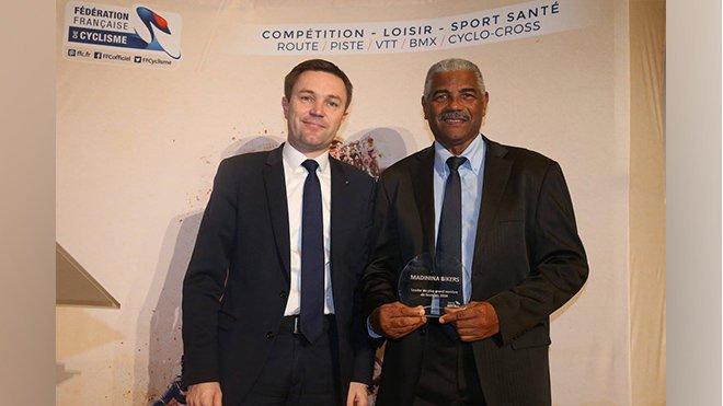 Pour la deuxième fois, le Comité Régional Cycliste de Martinique organise le Championnat de la Caraïbe, catégories élites.