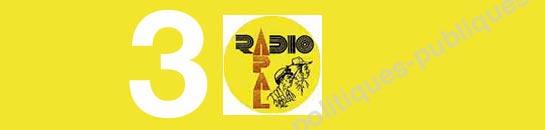 Jounen kréyol asou radio APAL Sanmdi 28 Oktob 2017