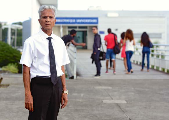 Le président de l'université des Antilles est-il victime d'une cabale ?