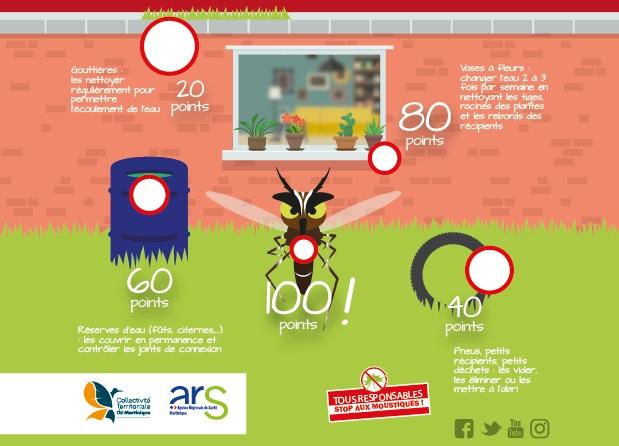 Journée contre le moustique : mobilisons-nous !
