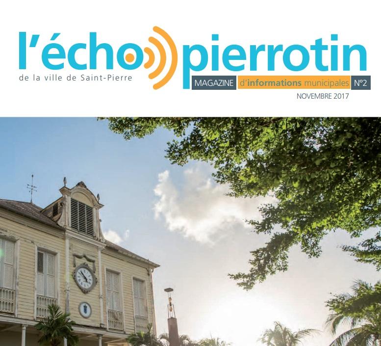 L'Echo Pierrotin : le numéro 2 est disponible.