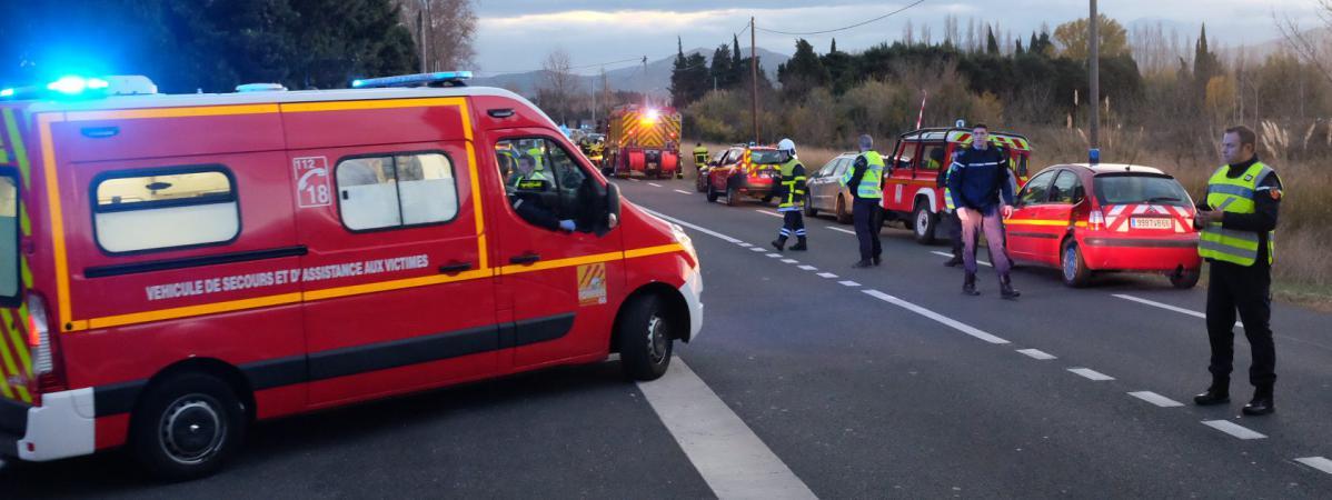 Terrible accident d'un bus scolaire, Le Président Emmanuel MACRON intervient !