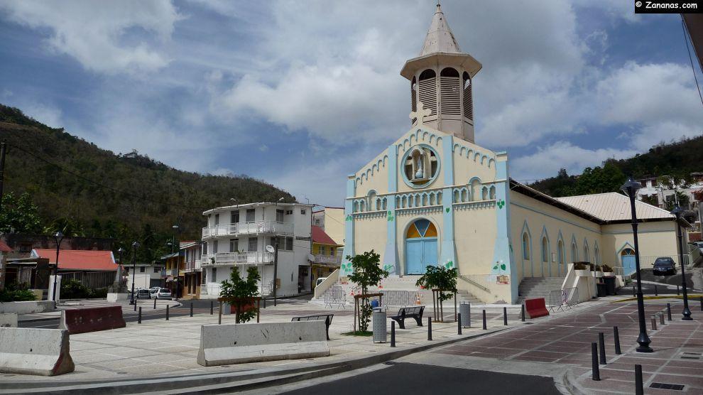 Météo France a placé la Martinique en vigilance jaune pour fortes pluies et orages, ce dimanche en fin de matinée.
