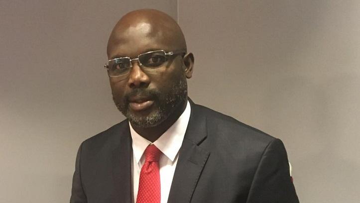Martiniquais, savez vous qui est Georges Wéah, le nouveau président du Libéria?