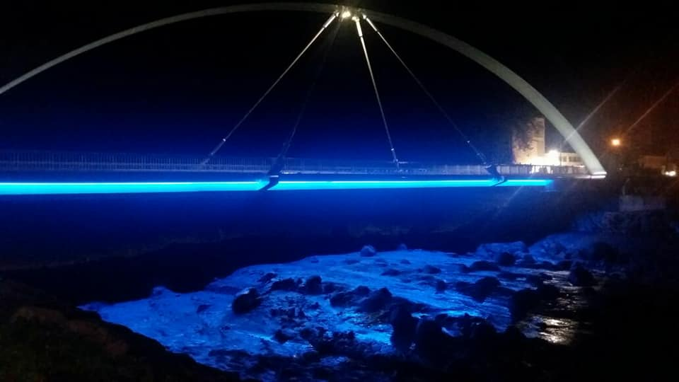MARTINIQUE Prêcheur : De nouvelles coulées de boues dans le lit de la rivière du Prêcheur, ce soir jeudi 11/01/2918.