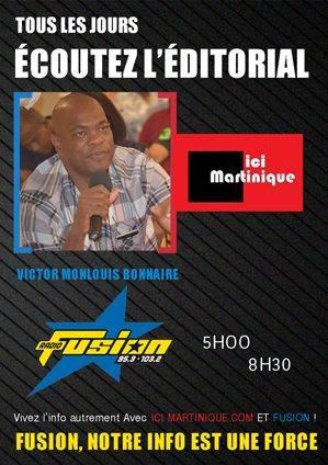 Editorial du Jour / Et le secteur privé Martiniquais, se contente-il de pleurer ?