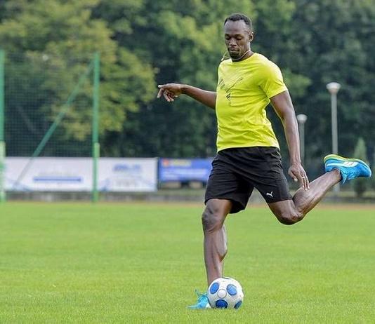 Martinique JAMAÏQUE / Usain Bolt annonce sa possible carrière footballistique !