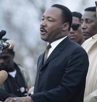 Le 4 avril 1968, cinq ans après son célèbre discours « I have a dream »