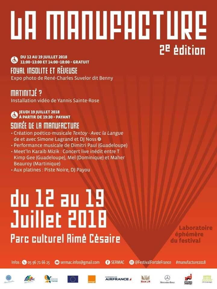 Benny René Charles : un œil dans la ville va faire son festival
