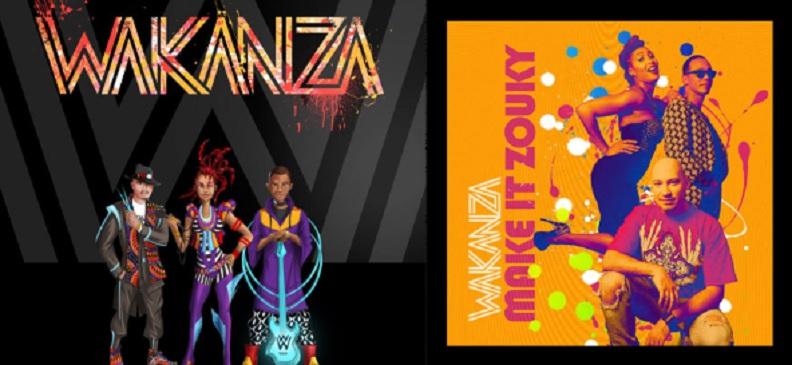Bravo à toute l'équipe de WAKANZA,  C'est nouveau et le son sonne grave !