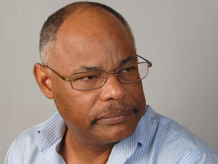 Edouard Maran, actuel président du komité patwiot de R P