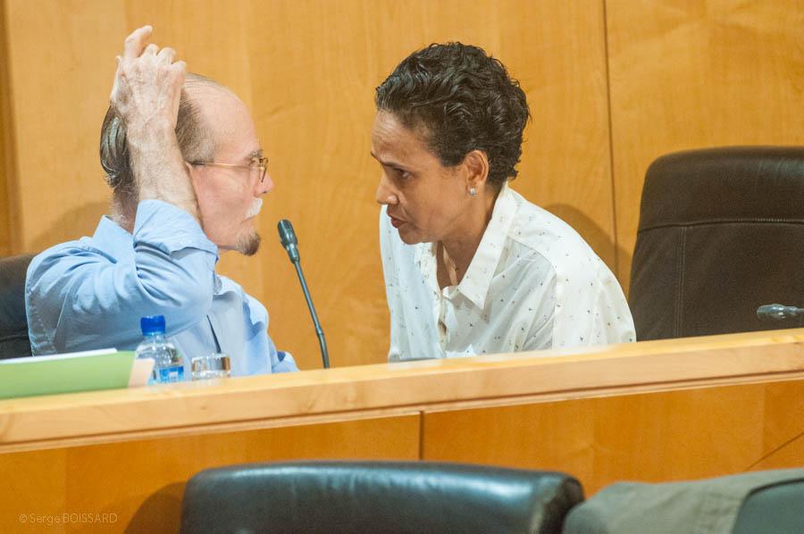 Photo Serge Boissard .La nomination du directeur de L'ATRIUM un casse tête pour les autorités.