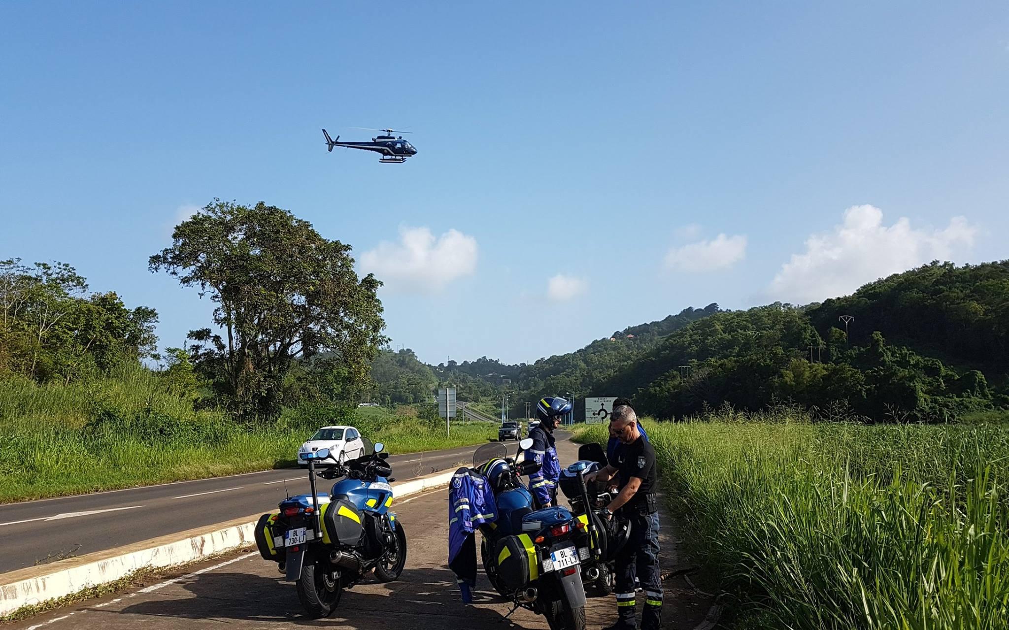 """En France on les appelle rodéos motorisés , en Martinique ce sont des """"tiwaj"""" sauvages !"""